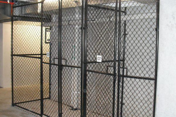 black-cage